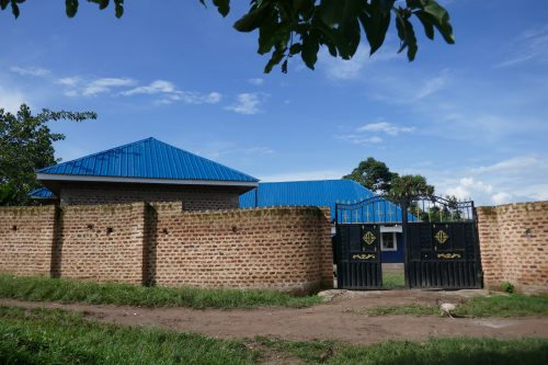 school gate and wall 2018