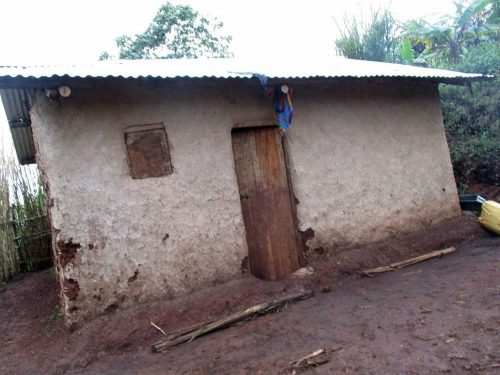 Ugandan-rural-home