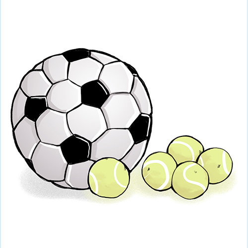 gift sports balls