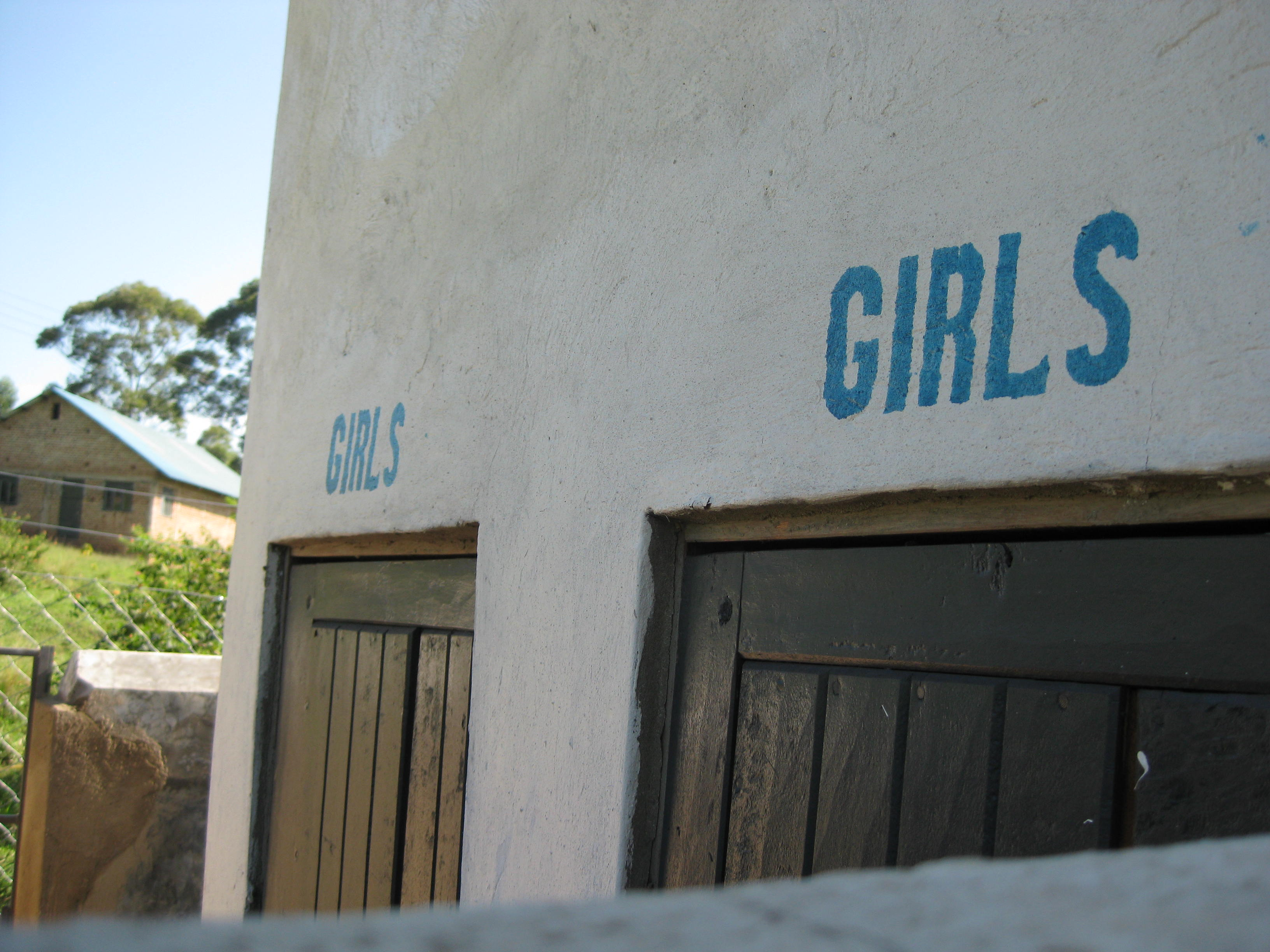 original girls latrine