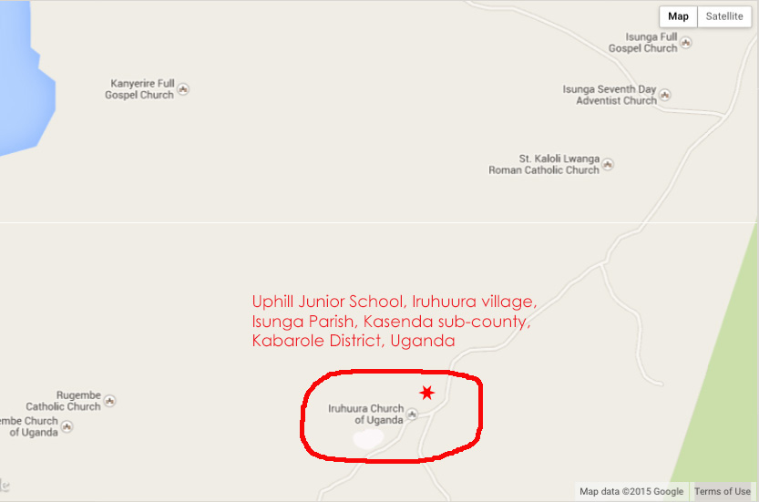 uphill-junior-school-location