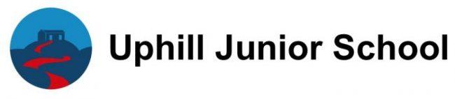 uphill junior school logo