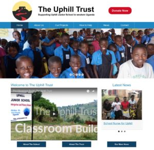 new website for uphill