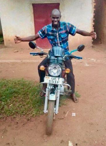 School Transport Uganda style
