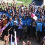 toothbrushes for every pupil