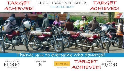Uphill School Transport Appeal
