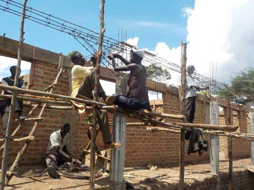 classroom construction at uphill