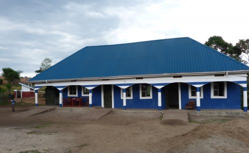 dollar academy helped fund this building