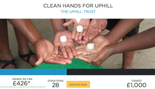 clean hands for uphill appeal