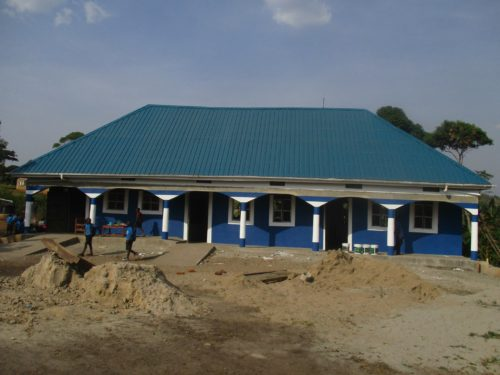 2nd anniversary classroom block completed