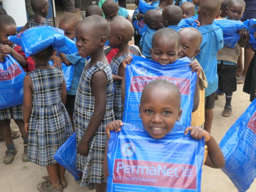 mosquito net for every pupil