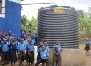 classroom water tank