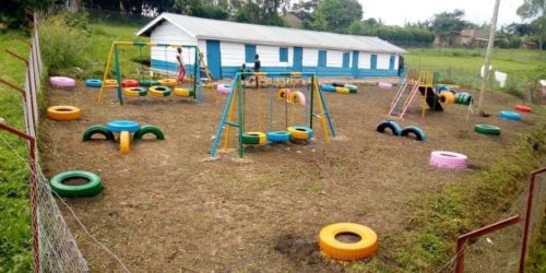 new kindergarten site