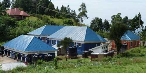 Uphill Junior School classrooms